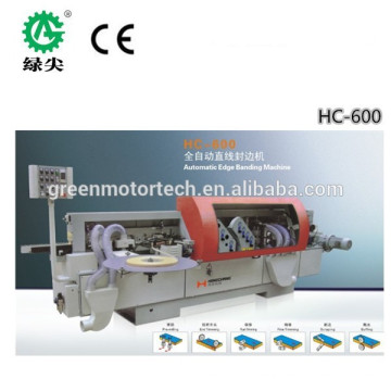 Double Spread Portable Manual Edge Banding Machine HC630