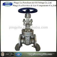 Класс 150 WCB A216 Стандартный запорный клапан ANSI