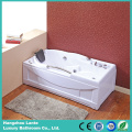 Mejor venta de bañera de hidromasaje portátil para adultos (TLP-634 control neumático)