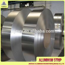 Bande d'aluminium alliage lisse de qualité 8011 sans bavure