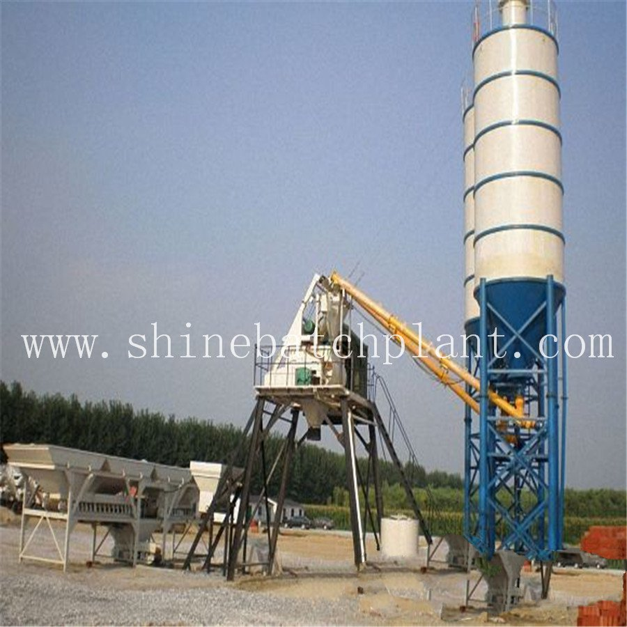 Concrete Batching Plant 25