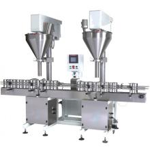 Semi Automatic Powder Filling Machine Labeling Machine