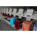 Multi Function 8 Head Computerized Cap T-Shirt Embroidery Machine Wy908c