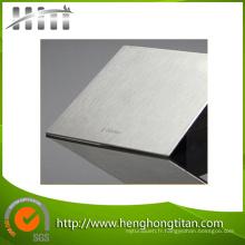 Feuille d'acier inoxydable de haute qualité (Garde 310S)