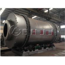 China hizo el secador de tambor rotatorio, pequeño secador de arena