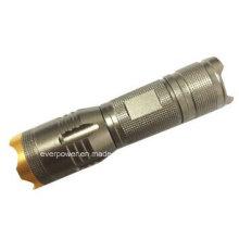Pocket Aluminum CREE 3W LED Torch (FH-L1401-1AA)