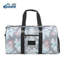 Высокое качество мода холст баррель сумка