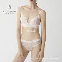 2017 new design of watercolor bra setxx32 size bra picturesxx ladies sexy net bra sets hot sale underwear photos