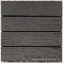 Гл Eco-Содружественная деревянная пластичная смесь (WPC) настил мер плитка 300*300мм