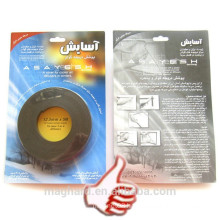 2015 China hot wholesale flexible rubber self adhesive magnetic tape roll