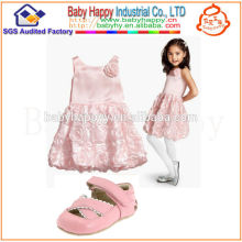 Dropship hot sales new arrival 1-6 years old baby girl dress