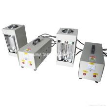 TM-UV-100 petite poignée UV durcissement machine