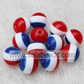 Wedding 8mm Colors Round Smooth Imitation Swarovski Beads