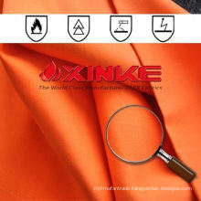 low formaldehyde 100% cotton anti fire fabric for electric and gas utility workers