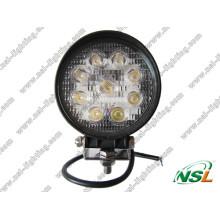 Светодиодный прожектор рабочего света 27Вт / карандашный луч для бездорожья