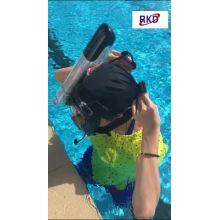Новая маска для подводного плавания с полной сухой защитой от 2021 года