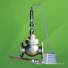 Valve de régulation de température auto-opérée (GAZZWP)