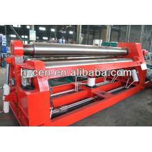 Machine de laminage de plaque hydraulique cnc w12-35 * Machine de laminage de plaque de rouleau 2500/4 / machine à laminer de plaque de métal