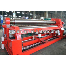 cnc hydraulic plate rolling machine w12-35*2500/4 roll plate rolling machine/metal plate rolling machine
