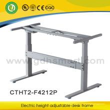 Altura nova do quadro da mesa do escritório do controle elétrico da qualidade modelo ajustável com controlador