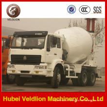 Camion-citerne de bétonnière LHD Pto 20 tonnes