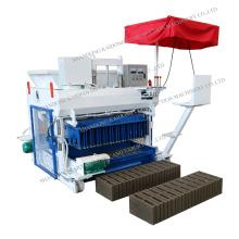 QTM6-24 Big type automatic portable mobile egg layer laying hollow brick block making machine