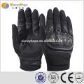 sports hand gloves carbon fiber shell gloves custom sports gloves