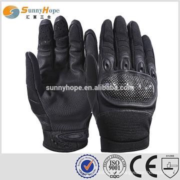 Gants de sport à main Gants en fibre de carbone Gants de sport personnalisés