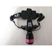10W Dimmable 18650 395nm Farol UV para Scorpions Âmbar