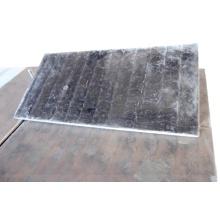 Reconditionnement de soudure sur le revêtement de table