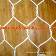 Anping 20 gauge Hexagonal Wire Mesh / Gabion Mesh / Hexagonal Wire Netting ---- 30 years factory