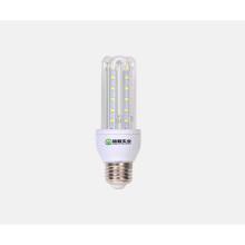 3u 5W forma de U Bombilla LED de maíz 450lm