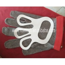 Durable stainless steel working safety gloves