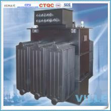 Transformador subterrâneo de distribuição enterrado (S11-MD)