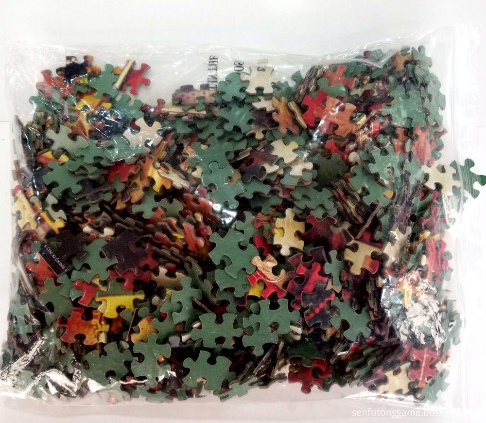 Eco-friendly Jigsaw Puzzles
