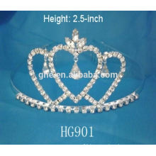 Hot selling factory directly decorative crown