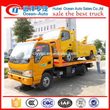 New Condition JAC Flatbed Recovery wrecker Tow Wrecker Manufacturer