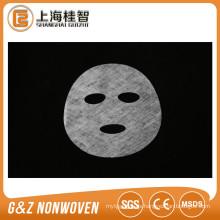 lámina de máscara facial de colágeno de tela no tejida