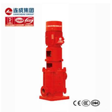 Многоступенчатый противопожарный насос с китайским насосом первого списка UL