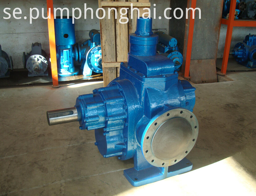 Helical Gear Pump