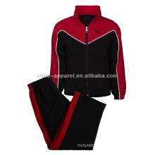 2013 hot design wholesale men track suit