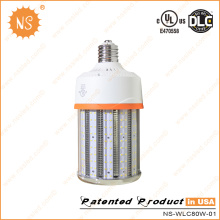 UL Dlc IP64 150lm / W 6000k E39 Base Mogul 80W LED COB Lámparas