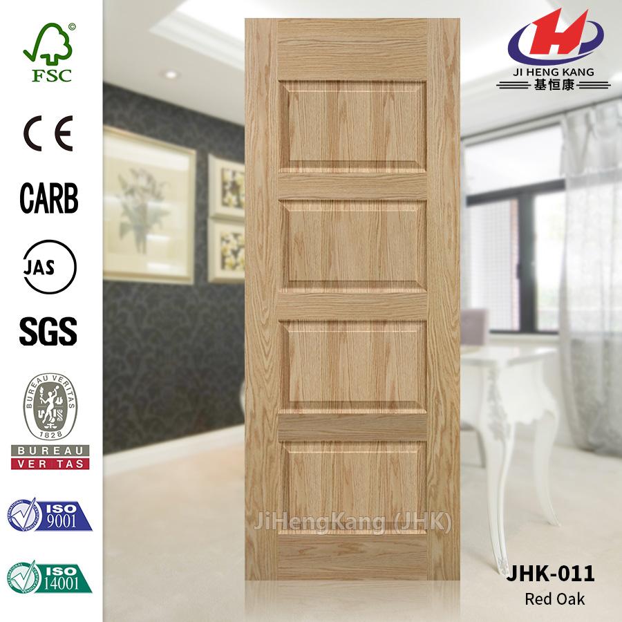 Four Panel JAS Environment Oak Door Panel