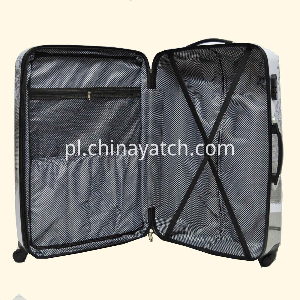 Fashion Printing ABS&PC Luggage Set