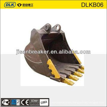 sumitomo sh350 excavator bucket, quick attach bucket, bucket thumb