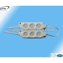 High brightness SMD plastic injection led module waterproof