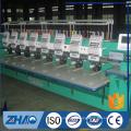 Máquina de bordar do boné máquina de bordar do ponto da cadeia de certificação de bordado