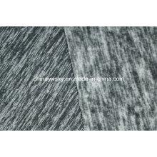 Tissu polaire en gros de polyester cationique