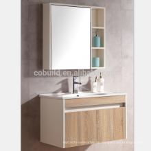 VT-087 einfache moderne Sperrholz Badezimmer Eitelkeit setzt