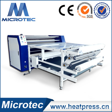 Roll to Roll Rotary Heat Transfer Printer